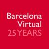 Social Media Logo Barcelona Virtual 25th Anniversary