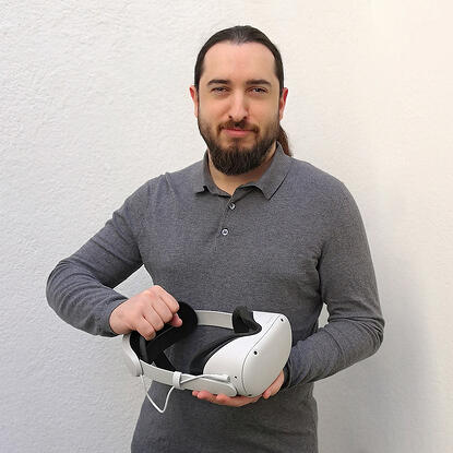 Edgar Griñant Chief Innovation Officer & Lab Director